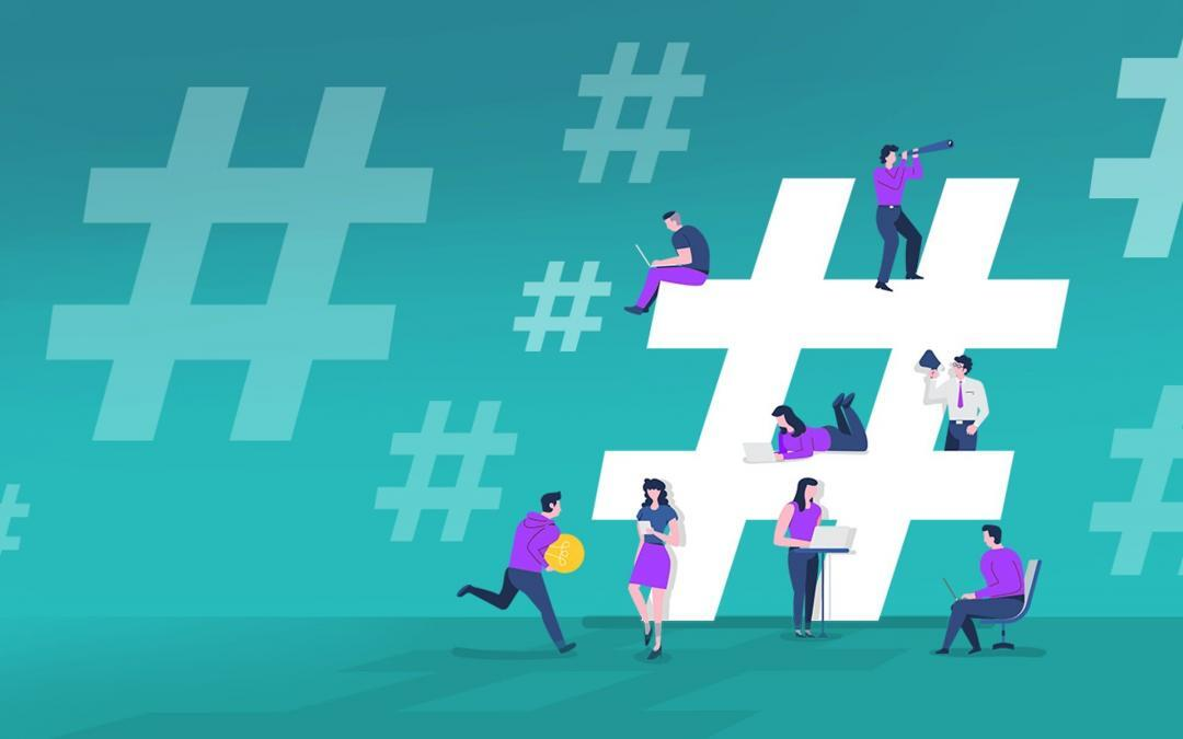 How to Use Hashtags to Grow Your Following