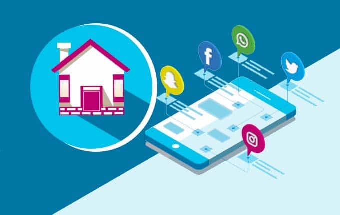 How to Use Social Media for Real Estate Business