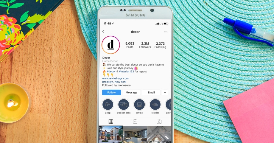 Unique Ways to Use Instagram Story Highlights
