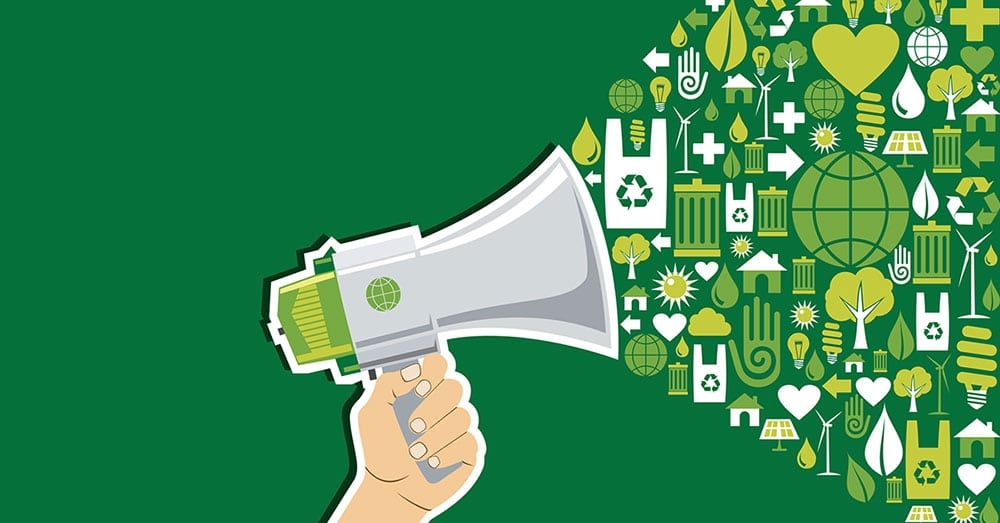 Promote Your Sustainability on Social Media