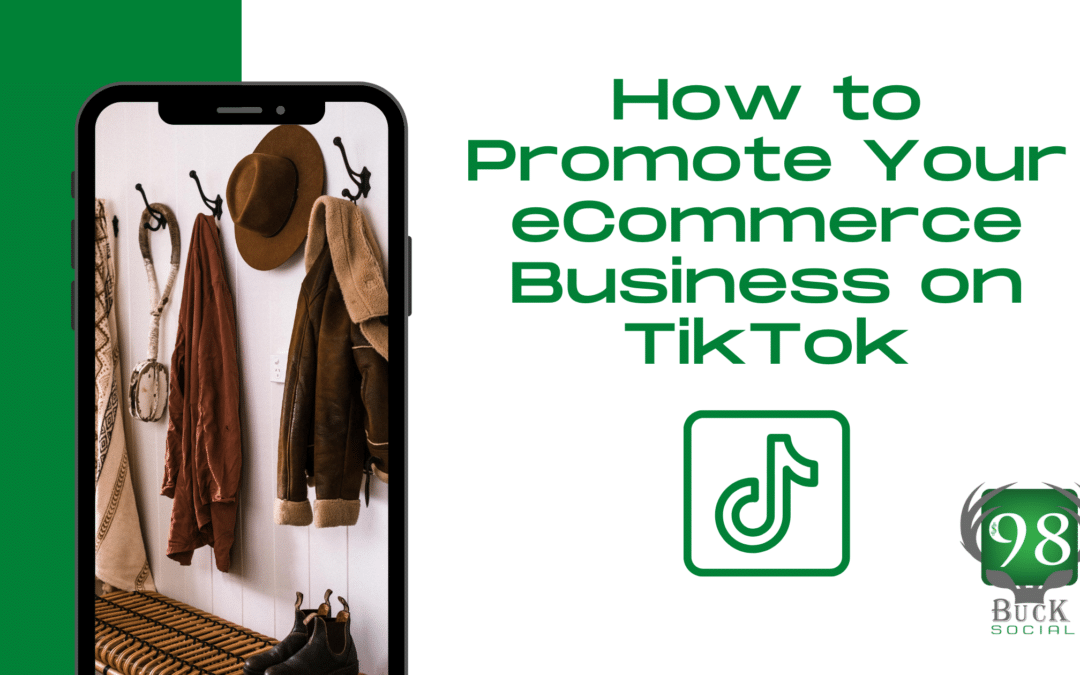 How to Promote Your eCommerce Business on TikTok