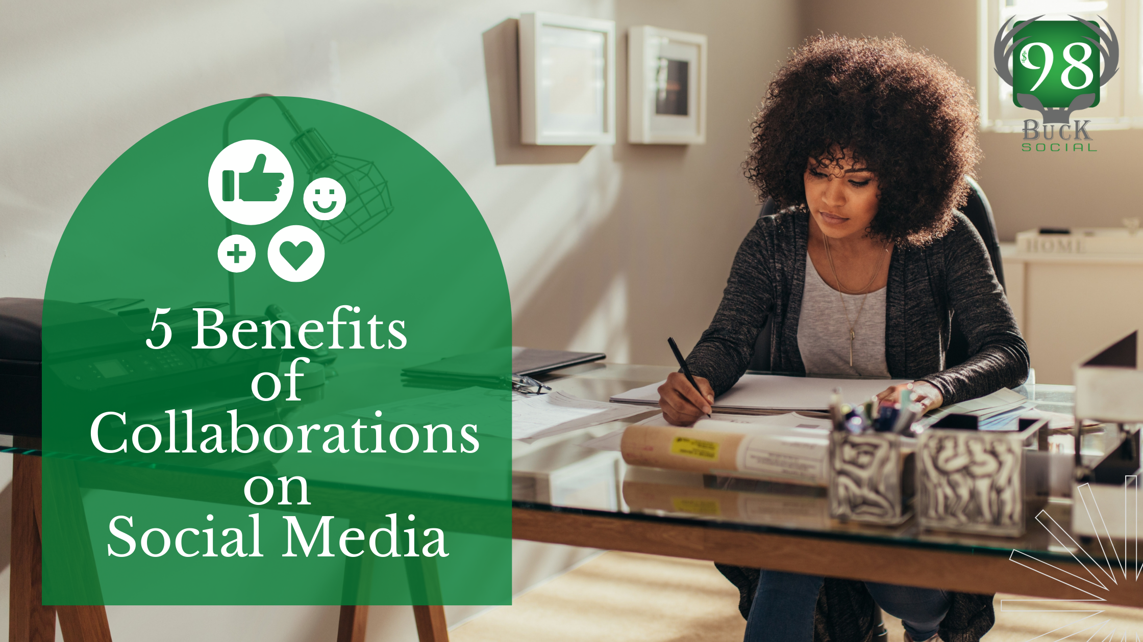 5 Benefits of Collaborations on Social Media